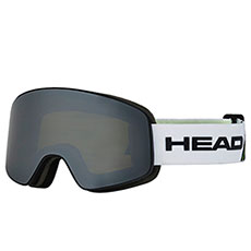 Маска для сноуборда Head Horizon Race + Sparelens White/Lime