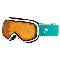Маска для сноуборда Head Ninja Junior Orange/Turquoise