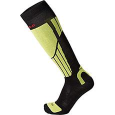 Гетры Mico Natural Performance Ski Socks With Merino Wool 160nero Ghiacciaio Black