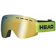 Маска для сноуборда Head Solar Fmr M Lime