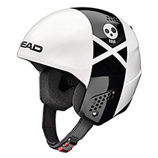 Шлем для сноуборда Head Stivot Rebels White/Black
