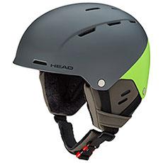 Шлем для сноуборда Head Trex Grey/Green
