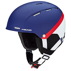 Шлем для сноуборда Head Tucker Boa Blue/Red