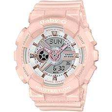 Электронные часы Casio G-Shock Baby-g Ba-110rg-4aer Pink