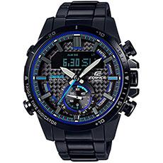 Электронные часы Casio Edifice Ecb-800dc-1aef Black