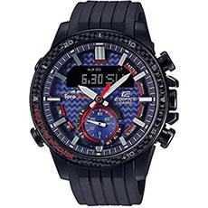 Электронные часы Casio Edifice Ecb-800tr-2aer Black