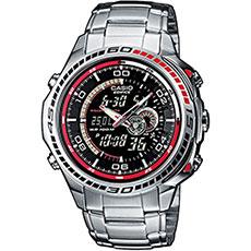 Электронные часы Casio Edifice Efa-121d-1a Grey