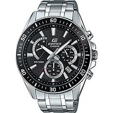 Кварцевые часы Casio Edifice Efr-552d-1a Grey