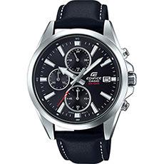 Кварцевые часы Casio Edifice Efv-560l-1a Grey/Black