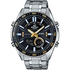 Кварцевые часы Casio Edifice Efv-c100d-1bvef Grey