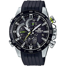 Кварцевые часы Casio Edifice Eqb-800br-1aer Grey/Black