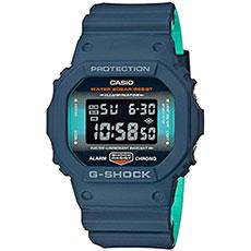 Электронные часы Casio G-Shock Dw-5600cc-2er Blue