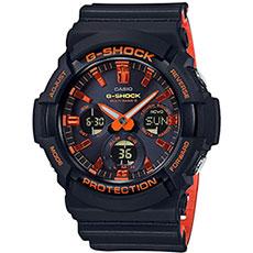Электронные часы Casio G-Shock Gaw-100br-1aer Black
