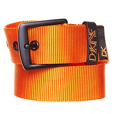 Ремень Dakine Ryder Belt Orange