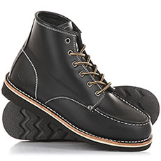Ботинки высокие Dickies New Orleans Boot Black