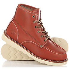 Ботинки высокие Dickies New Orleans Boot Chestnut
