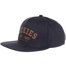 Бейсболка с прямым козырьком Dickies San Marcos Navy Blue