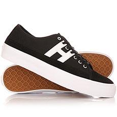 Кеды низкие Huf Hupper 2 Lo Black/White