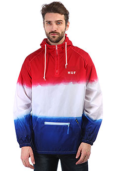 Анорак Huf Gradient Wash Anorak Red