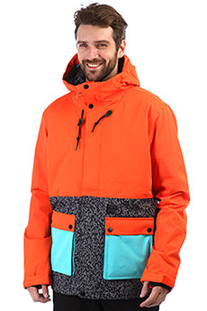 Куртка Billabong Fifty 50 Puffin Orange