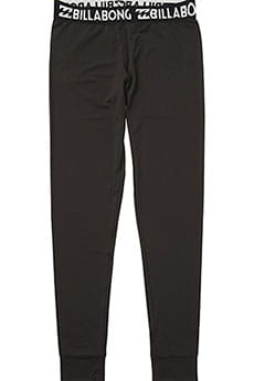 Термобелье (низ) Billabong Warm Up Tech Pant Black Caviar