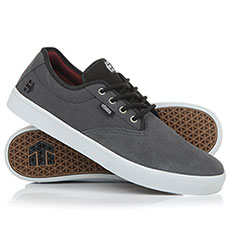 Кеды низкие Etnies Jameson Sl Grey/Black/Silver