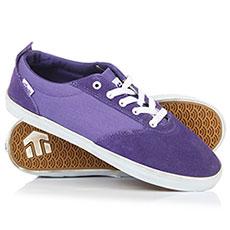 Кеды низкие женские Etnies Girl Parker Ws Purple