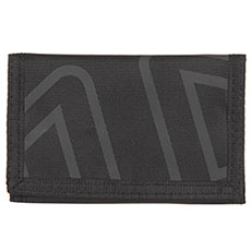 Кошелек Etnies Icon Outline 15 Wallet Black