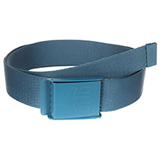 Ремень Etnies Staplez Belt Blue/Navy