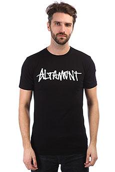 Футболка Altamont One Liner Black