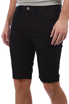 Шорты классические Etnies Clear Water 5 Pocket Short Black