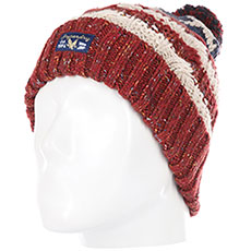 Шапка женская SuperDry Sport Americana Cable Beanie
