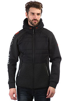 Толстовка SuperDry Sport М Gym Tech Stretch Hybrid