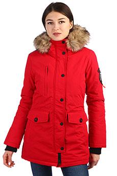 Куртка зимняя женская SuperDry Sport Everest