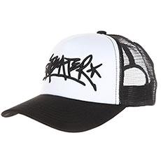 Бейсболка с сеткой Anteater Trucker combo black