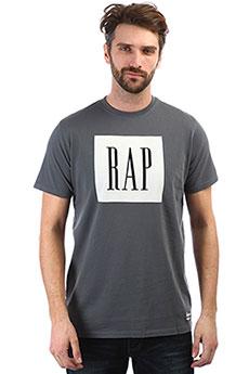 Футболка TrueSpin Rap Cool Grey
