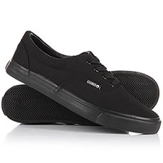 Кеды низкие Osiris Sd Black/Black/Grey
