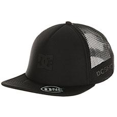 Бейсболка с сеткой DC Greet Up Black 34-34