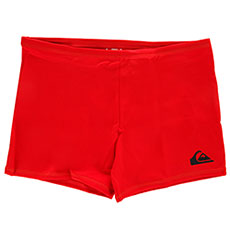 Плавки QUIKSILVER Mapoolsolid High Risk Red