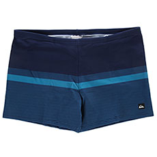Плавки QUIKSILVER Mapoolstripes Medieval Blue