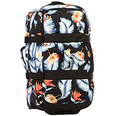 Сумка дорожная Roxy In The Clouds 2 87 L Anthracite Tropical