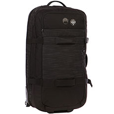 Сумка дорожная QUIKSILVER New Reach Stranger Black