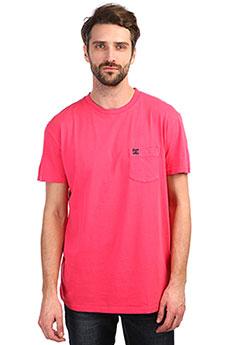 Футболка DC Dyed Pocket Virtual Pink
