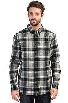 Рубашка в клетку DC Northboat Black