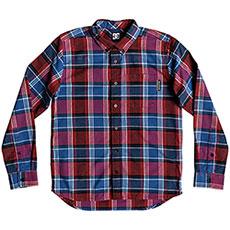 Рубашка в клетку детская DC Northboat Racing Red