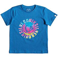 Детская QUIKSILVER футболка Rasta Logo