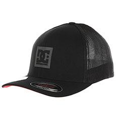 Бейсболка с сеткой DC Shoes Mesher Trucker Black