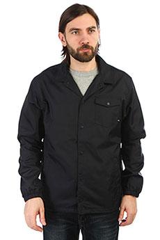 Куртка QUIKSILVER 50ycoachjacket Black