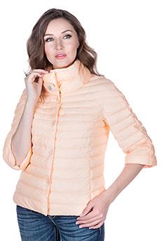 Женская демисезонная куртка оранжевая SIC-P120 1552
