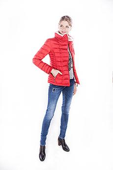Женская зимняя куртка A008 2
